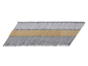 DNPT28R75 Galvanised 33° Angle Ring Shank Nails 2.8 x 75mm (Pack 2200)